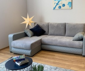 Bright Welcoming Central Apartment