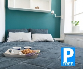 Cozy studio apartment in the center of Riga
