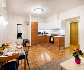 Riga Embassy center Apartment with parking