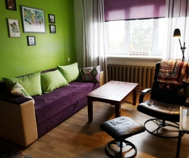 Linden apartment for feels like home stay